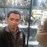 Menikmati cafe ala action figure lover di Jogja