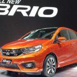 All New Honda Brio Penuh dengan Sensasi