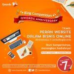 Lomba Blog Qwords Peran Website Dalam Bisnis Online