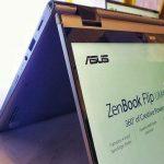 Zenbook Flip UM462, Laptop dengan Layar Putar 360 derajat