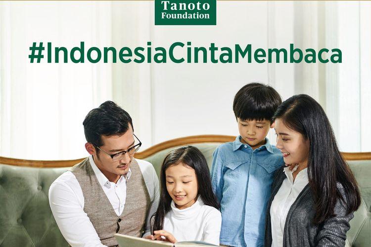 Ajak Ibu dan Anak dalam Indonesia Cinta Membaca